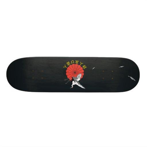 "Poets and Thieves ""Noren Dream 2"" Custom Skate Board"