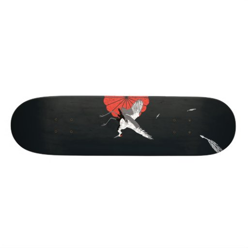 """Poets and Thieves """"Noren Dream"""" Skateboards"""