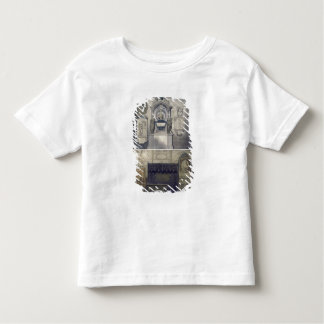 Poets' Corner, plate F from 'Westminster Abbey', e Toddler T-shirt