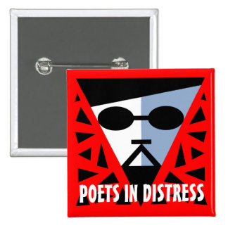 POETS IN DISTRESS DADDY COOL BUTTON
