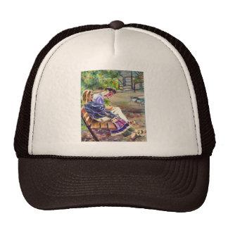 Poets Trucker Hat