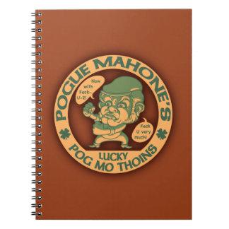 Pog Mo Boxer Notebook