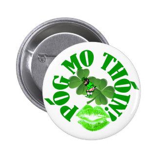 Pog mo thoin 2 inch round button