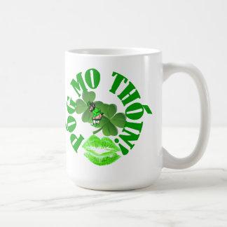 Pog mo thoin coffee mug