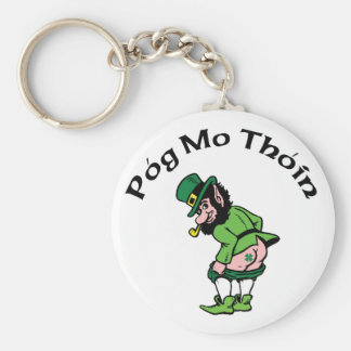 Pog Mo Thoin Gift Keychain