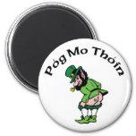 Pog Mo Thoin Gift Magnet