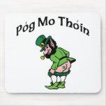 Pog Mo Thoin Gift Mouse Pad