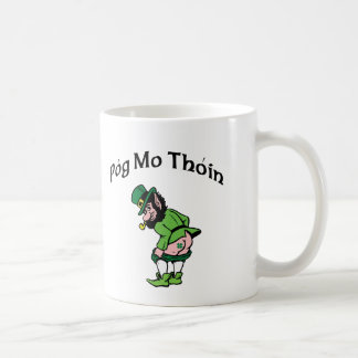 Pog Mo Thoin Gift Classic White Coffee Mug