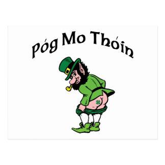 Pog Mo Thoin Gift Postcards