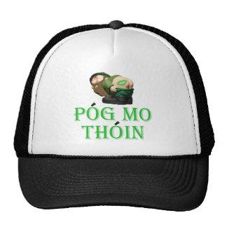 Pog mo thoin trucker hat