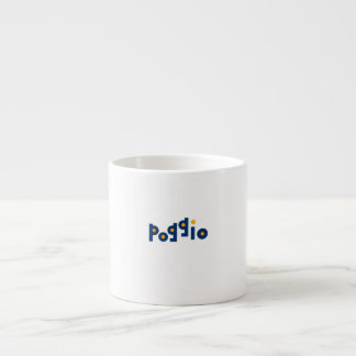 Poggio Espresso Cup