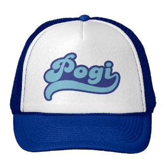 pogi trucker hat