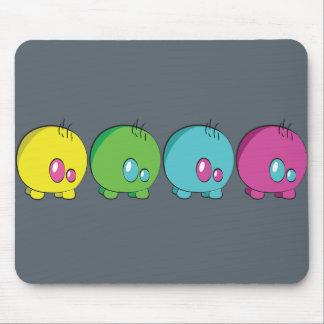 Pogo O.o Custom Multicolour Mousepad