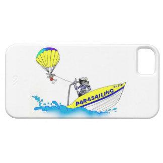 pogodi de NU del parasailing Funda Para iPhone SE/5/5s