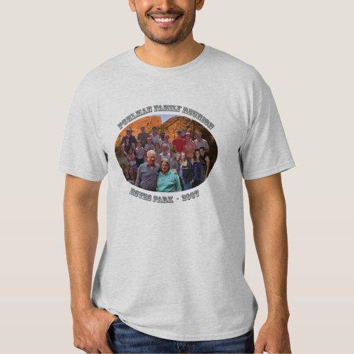 pohlman reunion tshirt