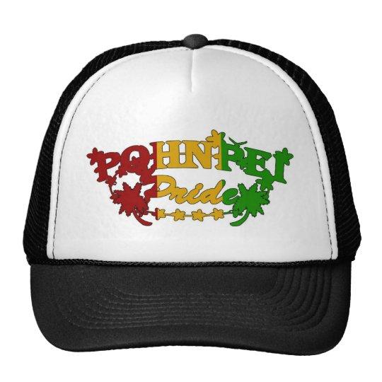 Pohnpei Reggae Trucker Hat