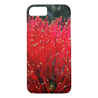 Pohutukawa Blossom Detail iPhone 8/7 Case