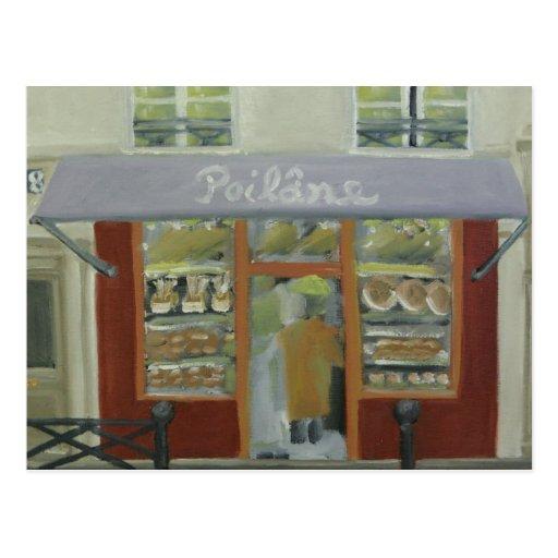 Poilane Boulangerie en París Postal