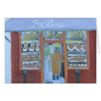 """Poilane"" Card"