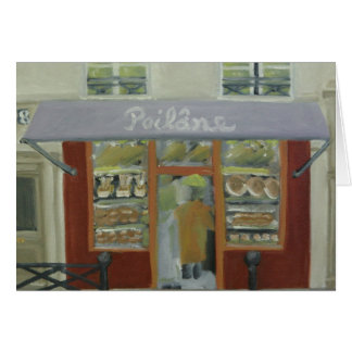 POILANE: PARIS NOTECARD