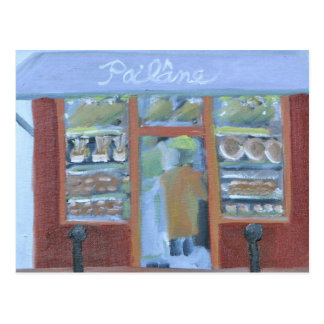 """Poilane"" Postcard"
