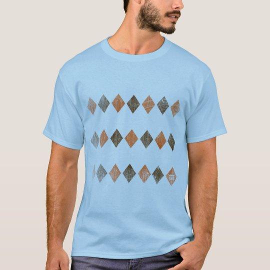 Poindexter Argyle T-Shirt
