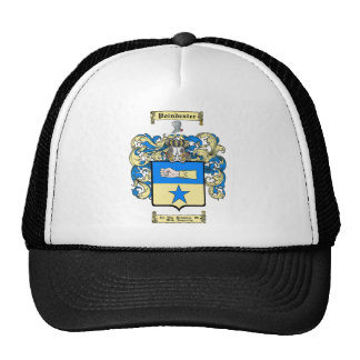 Poindexter Hats
