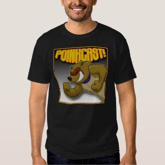 Poinkcast Dark Color Shirt! T Shirt