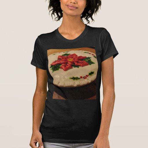 Poinsetta Pie I Tshirts
