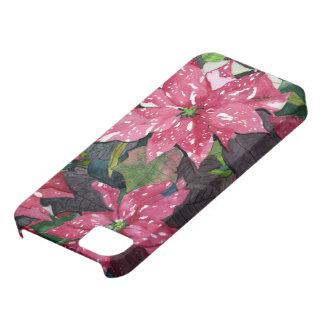 Poinsettia iPhone SE/5/5s Case