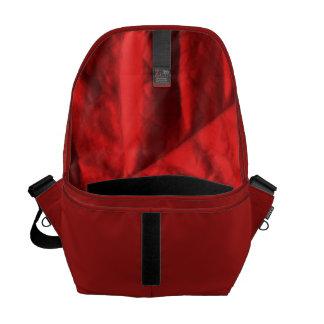 Poinsettia Messanger Bag Courier Bag