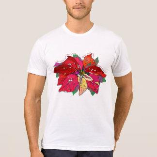 'Poinsettia' T-Shirt