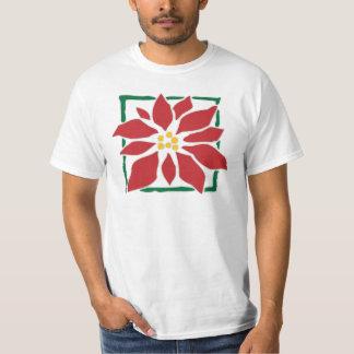 Poinsettia T-shirts