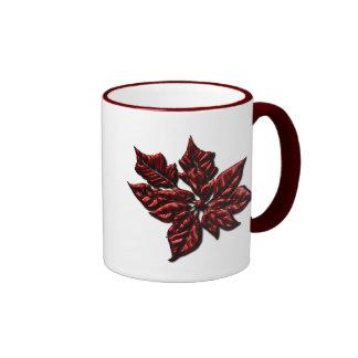 Poinsettias Mugs