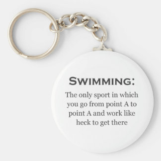 Point A to A Keychains