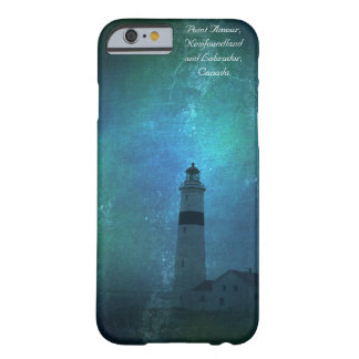 Point Amour Lighthouse, Newfoundland and Labrador Barely There iPhone 6 Case