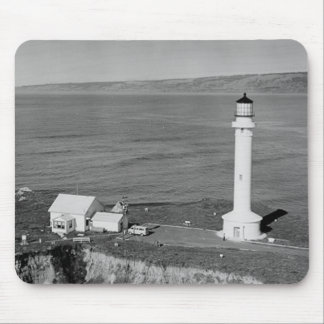 Point Arena Lighthouse Mouse Pad