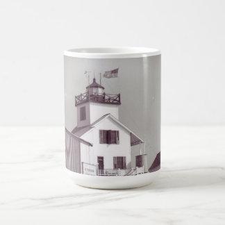 Point Au Fer Reef Lighthouse 2 Coffee Mug