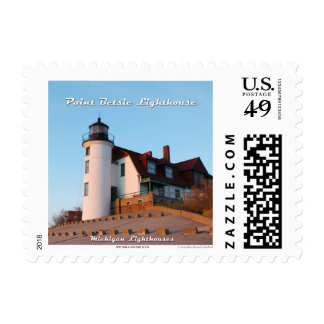 Point Betsie Lighthouse: 1st Class Postage Stamp