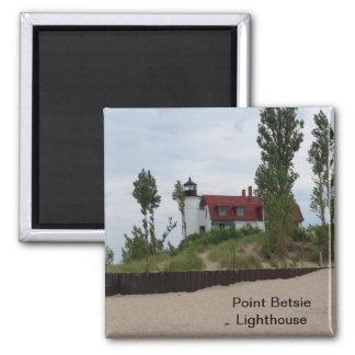 Point Betsie Lighthouse Fridge Magnets