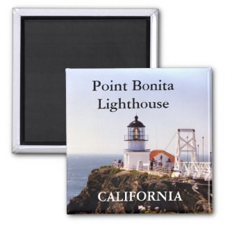 Point Bonita Lighthouse, California Magnet