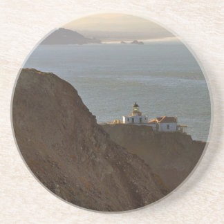 Point Bonita Lighthouse in San Francisco CA Drink Coaster