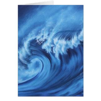 Point Break Blue Card