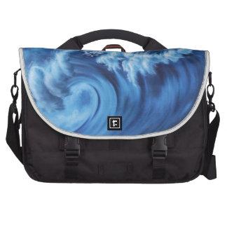 Point Break Blue Laptop Bag