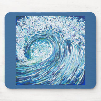 POINT BREAK MOUSE PAD