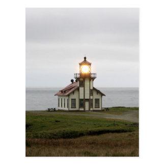 Point Cabrillo Lighthouse, California Postcard