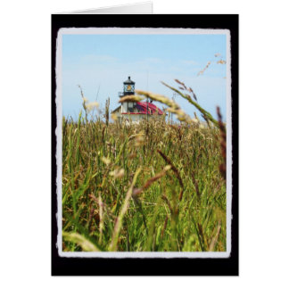 Point Cabrillo Lighthouse Stationery Note Card