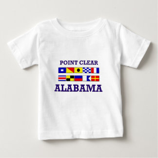 Point Clear Flags Toddlers Shirt