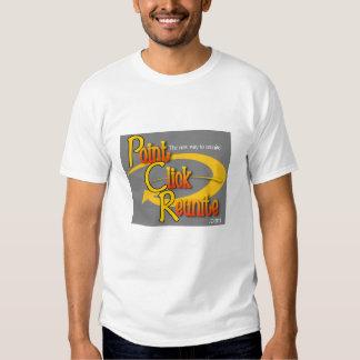 Point Click Reunite Logo Shirt