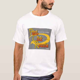 Point Click Reunite Logo Shirt